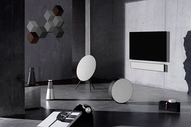 Contrast Collection от Bang & Olufsen