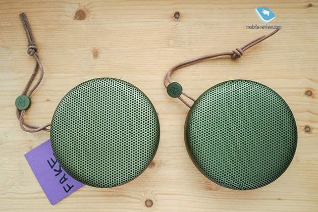 Обзор подделки Bang&Olufsen BeoPlay A1 | Mobile-review.com