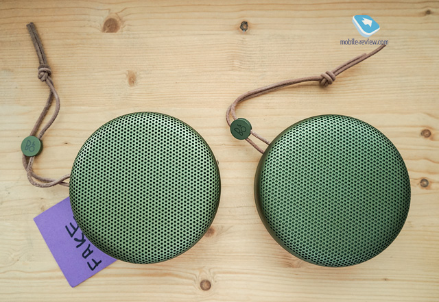 Bang&Olufsen BeoPlay A1 fake