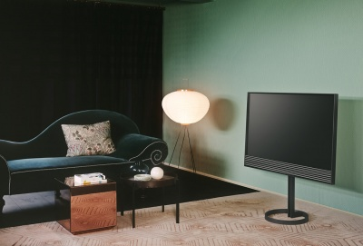 Bang & Olufsen BeoVision Horizon Floor Stand with Right/Left Turn